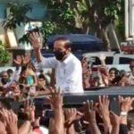 Kerumunan Warga Melihat Presiden Tidak Bisa Terhindarkan KSP